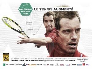le tennis augmente